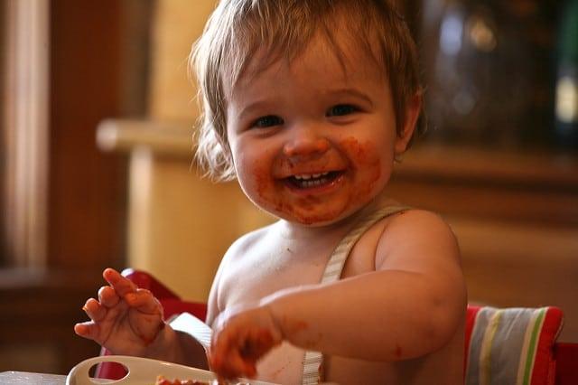 Alimentazione bambini di 1 anno: menù settimanale