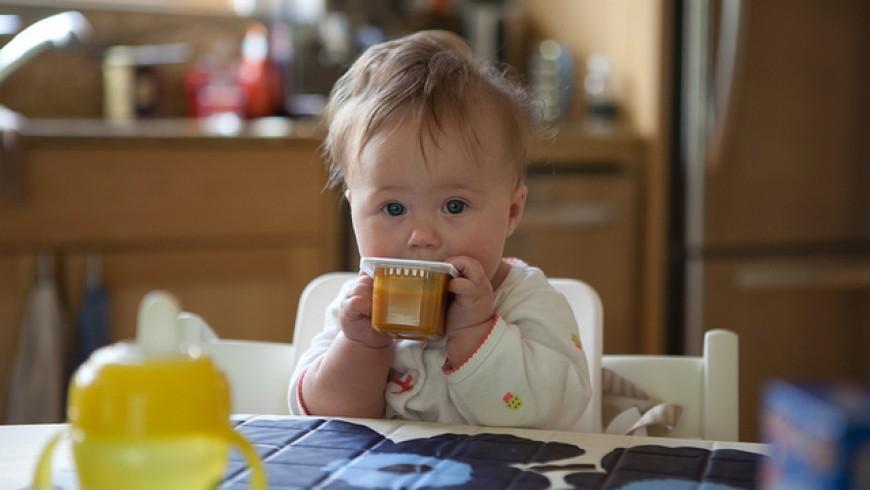 Lo svezzamento del bambino: dai 4 ai 6 mesi, consigli utili