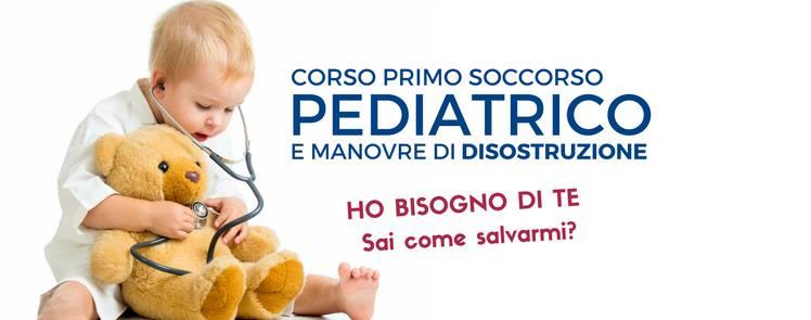 Nozioni di primo soccorso pediatrico e manovre di disostruzione