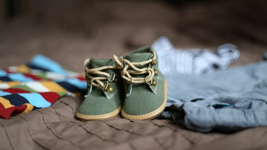 Come scegliere le scarpe per i nostri bambini?