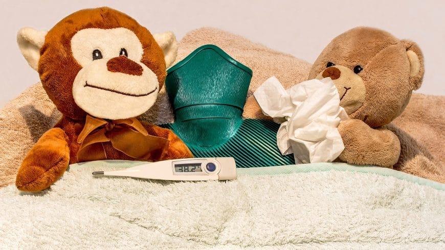 I primi raffreddori del neonato: come agire per curarli al meglio