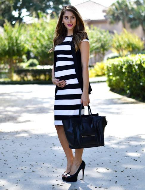 maxi dress premaman