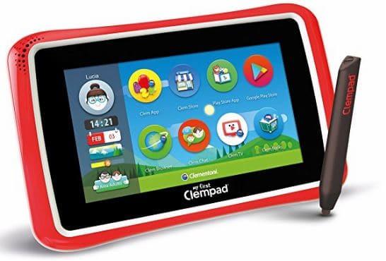 clementoni - primo tablet clempad