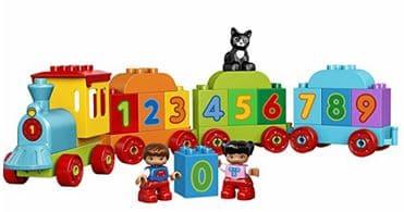 lego - duplo il trenino dei numeri