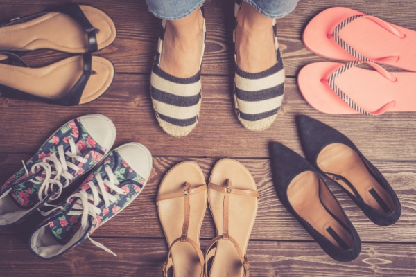 Scarpe per gravidanza: Come e quali scegliere