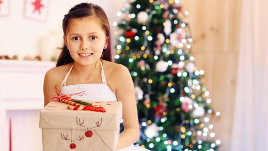 Cosa regalare ad una bambina di 10 anni per Natale?
